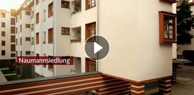 GAG Köln: Startbild für das Video zur Naumannsiedlung