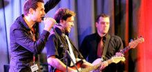 GAG Köln: Sänger auf der Bühne