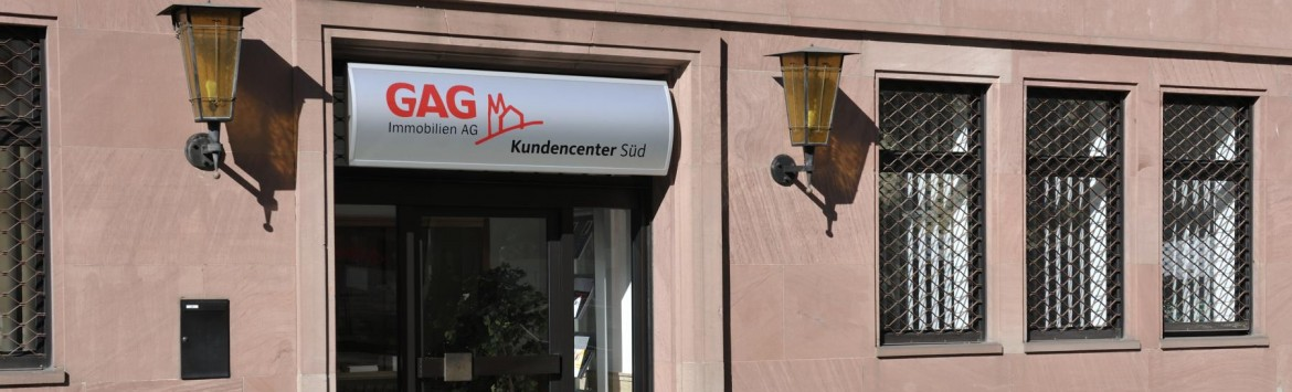 Kundencenter Süd