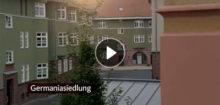 Die Germaniasiedlung im Film