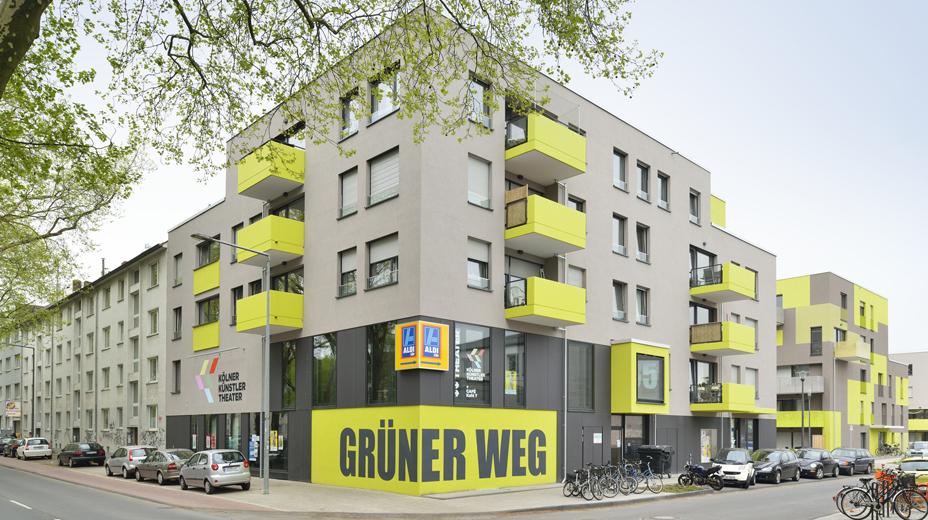 Urban gardening design - Gr 252 Ner Weg Gag Immobilien Ag