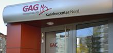 Kundencenter Nord, Standort Chorweiler