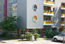 Kundencenter Süd-Ost, Standort Humboldt-Gremberg