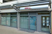 Kundencenter Nord-Ost, Standort Holweide