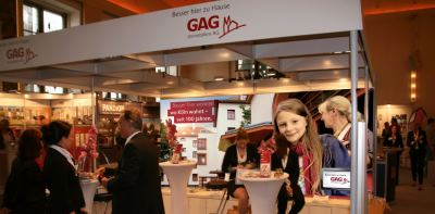 GAG bei Immobilienmesse