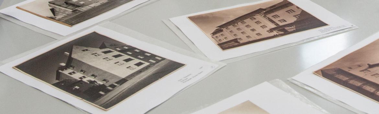 Historische Architekturfotos