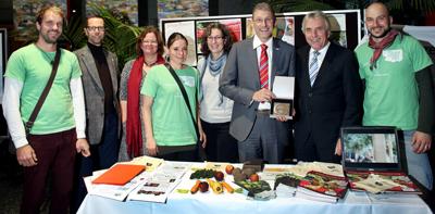 Kölner Umweltschutzpreis für GAG-GartenClubs