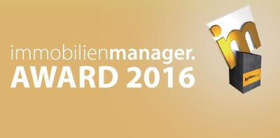 GAG mit immobilienmanager Award ausgezeichnet