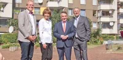 GAG übernimmt Wohnungen in Chorweiler