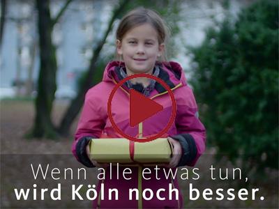 Mila für Köln hilft Köln