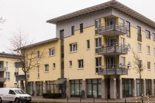 Quartierszentrum Chorweiler