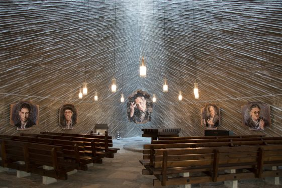 oliver jordan heinrich böll kulturkirche ist gag