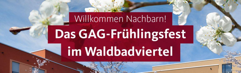 Frühlingsfest Waldbadviertel
