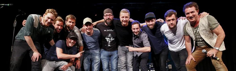 GAG feiert Nacht der Sieger mit den Gewinnern von Euer Song für Köln