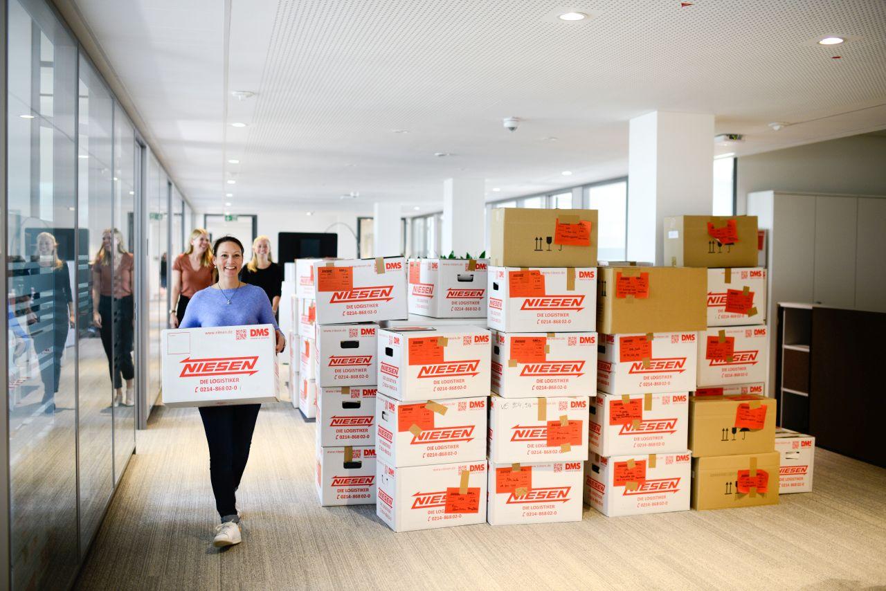 gag immobilien ag umzug hauptverwaltung zentrale kalk