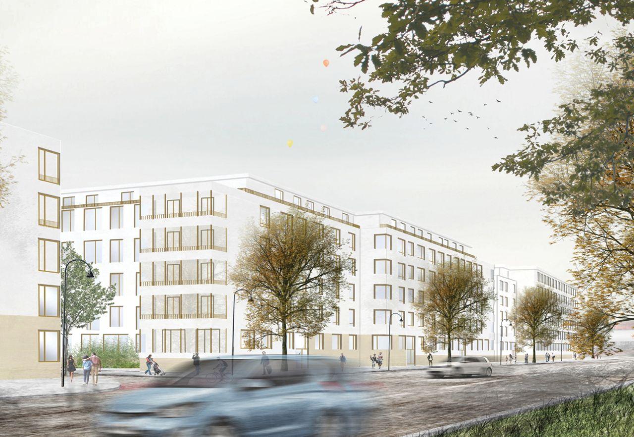 gag immobilien ag neubau köln kalk Kalker Hauptstraße