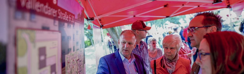Kannebäckersiedlung: Neubau & Modernisierung