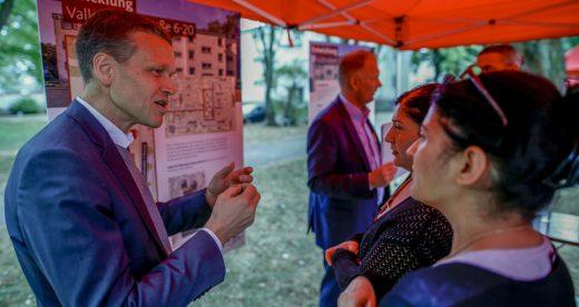 Kannebäcker Siedlung Infofest 2018 GAG Köln Humboldt/Gremberg