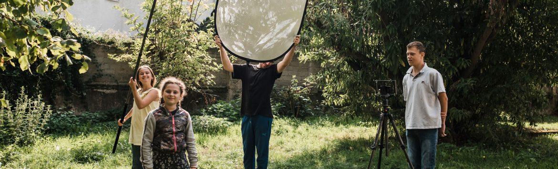 """""""Großes Kino"""": Workshop und Wettbewerb"""