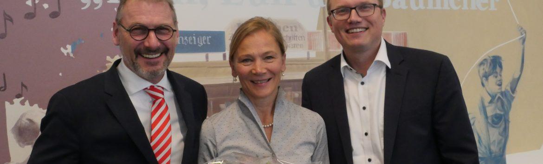 Kathrin Möller seit 10 Jahren im Amt