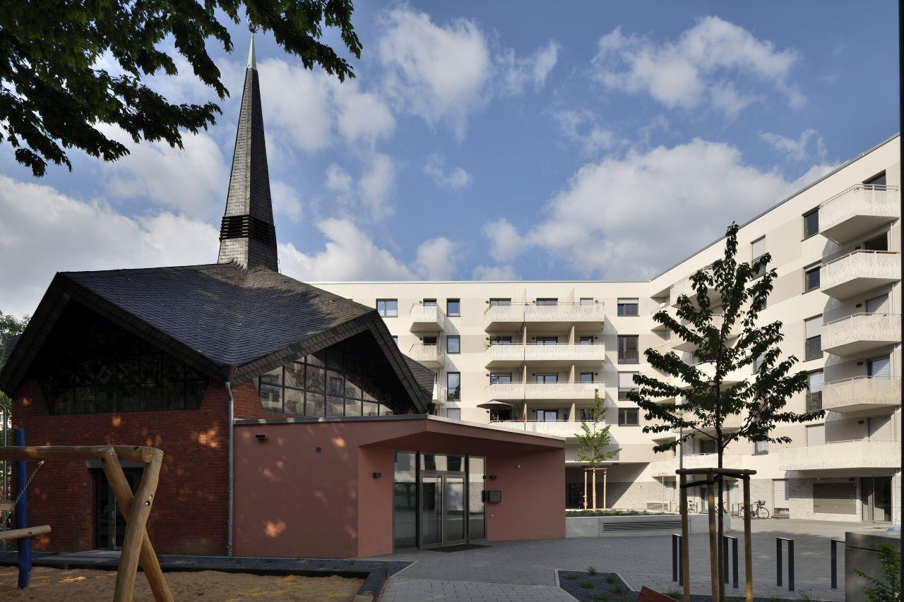 gag immobilien ag holsteinstraße mülheim neubau köln