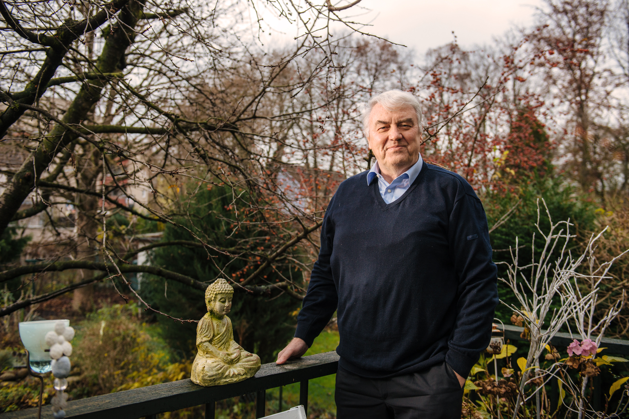 Der GAG-Ombudsmann: Walter Kluth