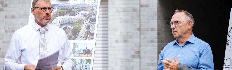 Wohnungspolitischer Austausch im Kapellchen