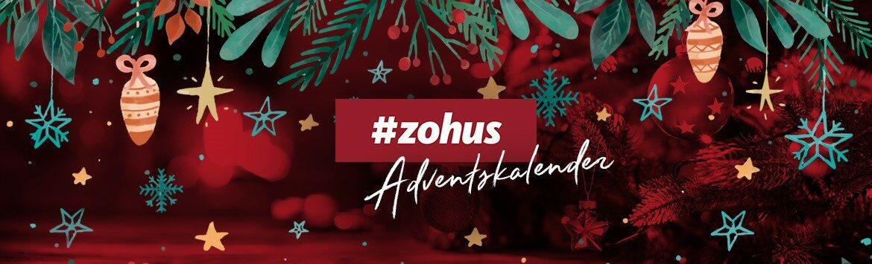 #zohus Adventskalender