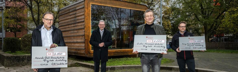 15.000 Euro für die Digitalisierung