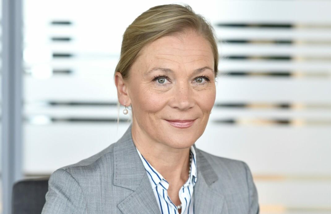 GAG-Vorstand Kathrin Möller