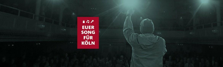 Euer Song für Köln startet