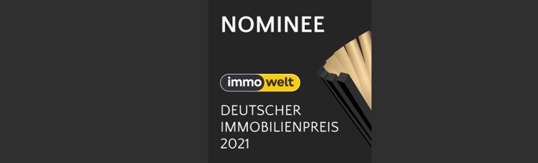 Deutscher Immobilienpreis 2021 – GAG im Finale!