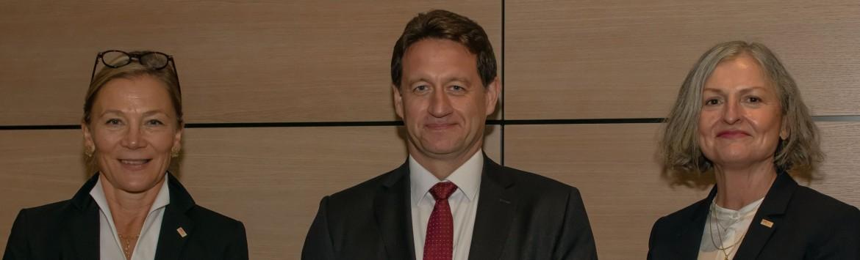 Mike Homann ist neuer Aufsichtsratsvorsitzende